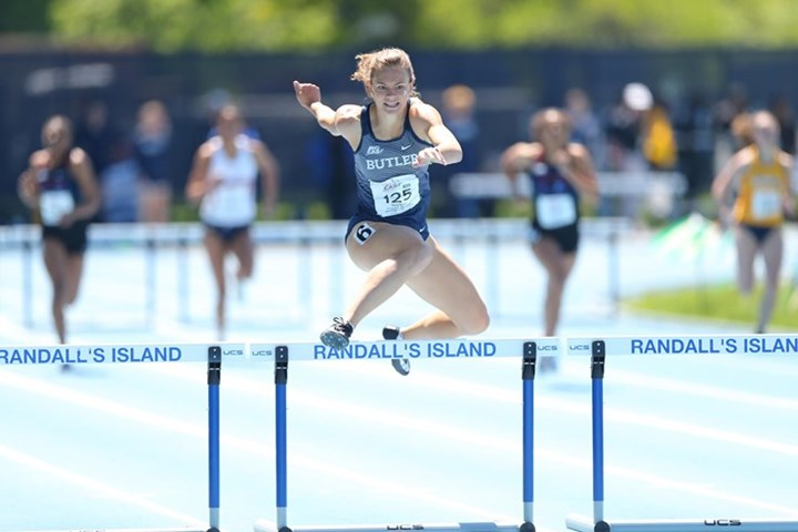 Five @Butler_CCTF Student-Athletes Advance to NCAA East Preliminary Field